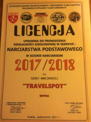 Licencja SITN PZN
